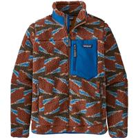 Patagonia Classic Retro-X Jacket - Women's - Take Root / Burnished Red (TRBR)