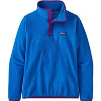 Patagonia Micro D Snap-T Pullover - Women's - Alpine Blue (ALPB)
