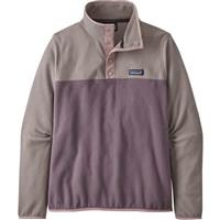 Patagonia Micro D Snap-T Pullover - Women's - Hyssop Purple (HYSP)