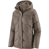 Patagonia Down With It Jacket - Women's - Furry Taupe (FRYT)