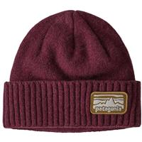 Patagonia Brodeo Beanie - Fitz Roy Rambler / Chicory Red (FRRR)