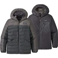 Patagonia Reversible Down Sweater Hoody - Boy's