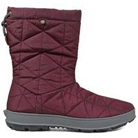 Bogs Snowday Mid Boot - Women's - Wine