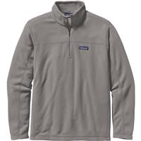 Patagonia Micro D Pullover - Men's - Feather Grey