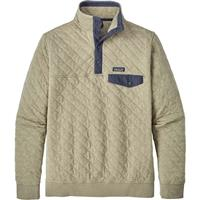Shale (SHLE) Patagonia Cotton Quilt Snap T Pullover Mens