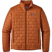Copper Ore (CPOR) Patagoania Nano Puff Jacket Mens