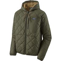 Patagonia Diamond Quilted Bomber Hoody - Men's