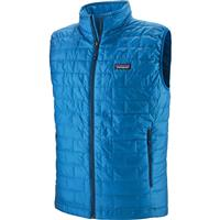 Patagonia Nano Puff Vest - Men's - Andes Blue with Andes Blue (ADAB)