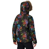 Columbia Lay D Down II Jacket - Women's - Black Floral Print