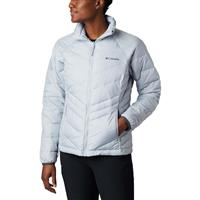 Columbia Whirlibird IV Interchange Jacket - Women's - White Simple Lines Print