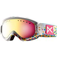 Weaver Frame / Pink SQ Lens Anon Majestic Goggle Womens