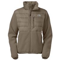 Weimarner Brown The North Face Denali Down Jacket Womens