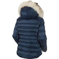 Sunice Fiona Jacket With Real Fur - Women's - Midnight