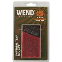 Wend Kazu Kokubo Signature Series NF Performance Speed Wax + HF Pocket Bar 2-Pack - X-Cold - Universal (WCKKPU-A)