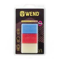 Wend NF Performance Clamshell Graphite - Cold / Warm / Universal (WCS09-A)