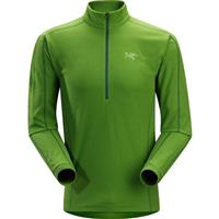Wheatgrass ArcTeryx Delta LT Zip Mens