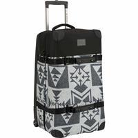 Neu Nordic Print Burton Wheelie Double Deck Travel Bag