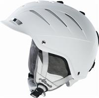 White Atomic Affinity LF Helmet Womens