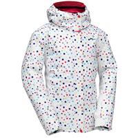 White / Azalea Kjus Odyssey Jacket Girls