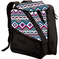 White Aztec Transpack XTW Ski Boot Bag
