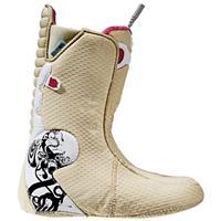 White / Coach Burton Sapphire Snowboard Boots Womens