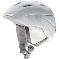 White Danger Smith Intrigue Helmet Womens