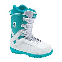 White Forum Bebop Snowboard Boot Womens
