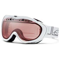 White Foundation Frame with Ignitor Lens Smith Anthem Goggle Womens