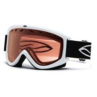 White Frame with RC36 Lens Smith Electra Goggle Womens