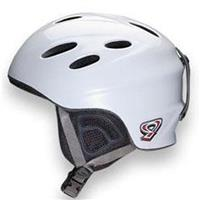 White Giro Nine.9 Helmet