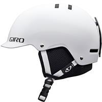 White Giro Vault Helmet