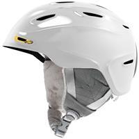 White Gold Smith Arrival Helmet Womens
