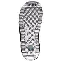 White / Gray Burton Mint Snowboard Boot Womens