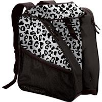 White / Grey Leopard Transpack XTW Ski Boot Bag