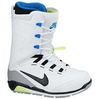 White/Grey Nike Zoom Kaiju Snowboard Boots Mens