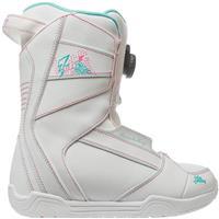 White K2 Kat Boa Snowboard Boot Girls