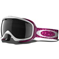 White Lava Studs Frame / Dark Grey Lens (57 369) Oakley Elevate Goggle