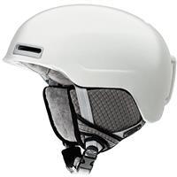 White Pearl Smith Allure Helmet Womens
