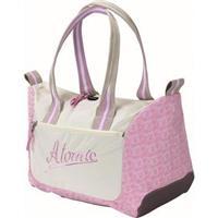 White / Pink Atomic Citybag Balanze Womens