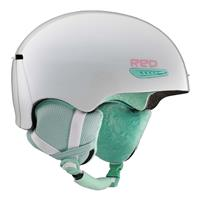 White Rain RED Pure Helmet Womens