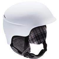 White RED Theory Helmet