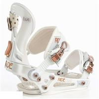 White Ride DVA Bindings Womens