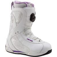White Ride Sage Boa Snowboard Boot Womens