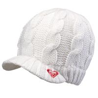 White Roxy Sweet Dream Girl Beanie Girls