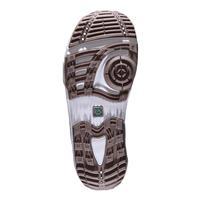 White / Tan / Green Burton Hail Snowboard Boots Mens