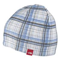White The North Face Reversible Moondoggy Hat Girls
