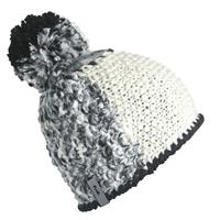 White Turtle Fur Annita Hat Womens