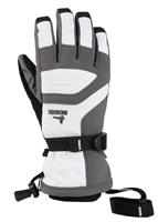 Kombi Storm Cuff III Jr Gloves - Youth - White Gunmetal