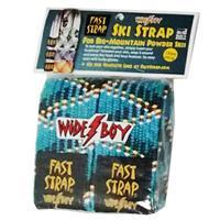 Mountain Multi Fast Strap Wide Boy Ski Strap (2 per pack)