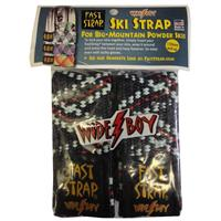 Fast Strap Wide Boy Ski Strap (2 per pack)